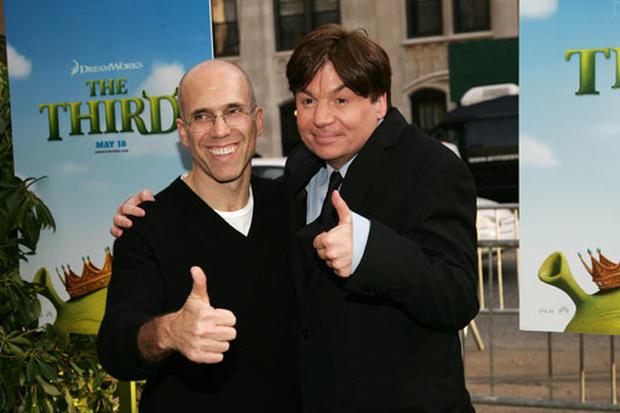 """""""Shrek 3"""" Comes To N.Y."""