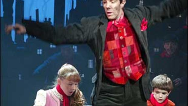 Mary Poppins Bert Quotes Mary Poppins Play to Begin