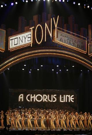 Showtime At The Tonys