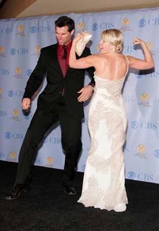 Fun At The Daytime Emmys