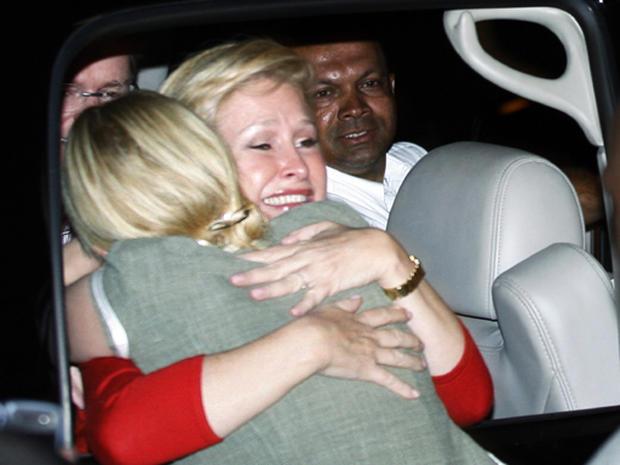 Paris Hilton Is Free