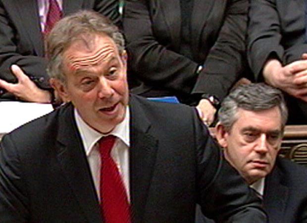 End Of A Blair-a