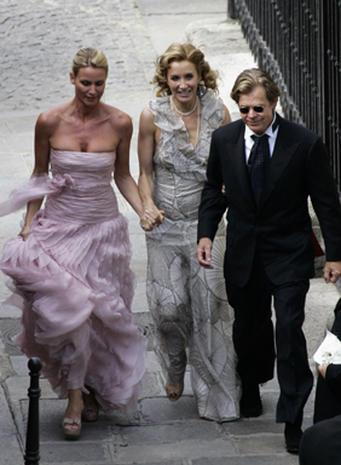 Tony & Eva's Star-Studded Wedding