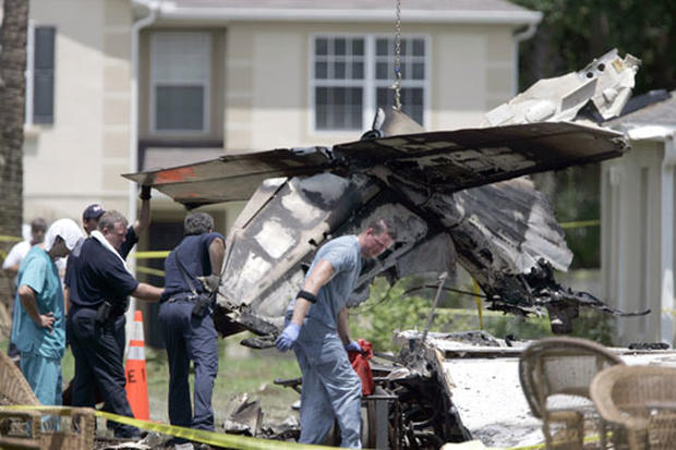 Fla. Small Plane Crash