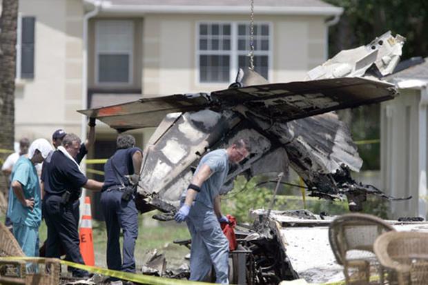 Fla. Small Plane Crash
