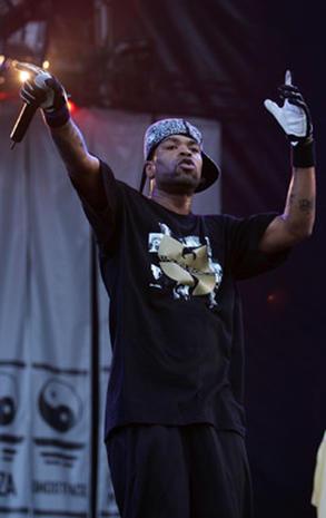 Hip-Hop Legends Gather In New York