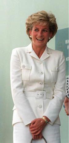 Diana, The Crusader