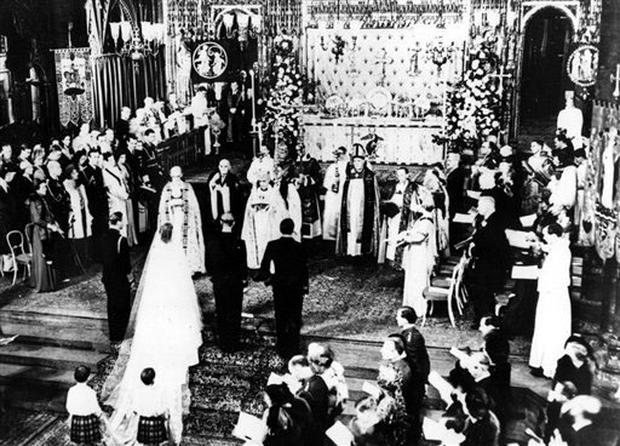 Power weddings
