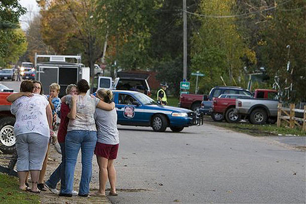 Wisconsin Shooting Rampage