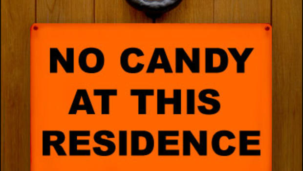 no candy sign sex offenders in Gresham