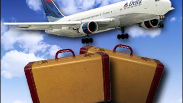Jetliner Dumps Luggage Over Chicago
