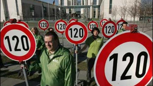 Unlimited Speed Isnt Green In Germany  CBS News