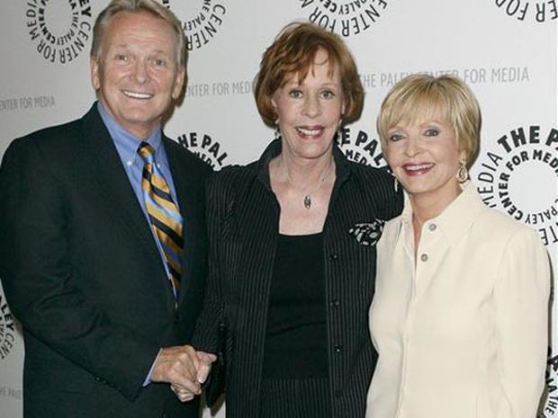 Carol Burnett Honored