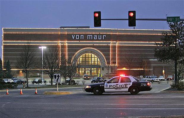 Omaha Mall Shooting