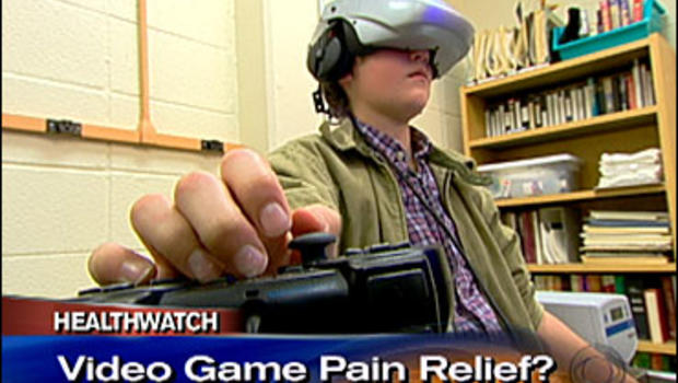 Video Game Relieve Stress Video Games May Help Relieve