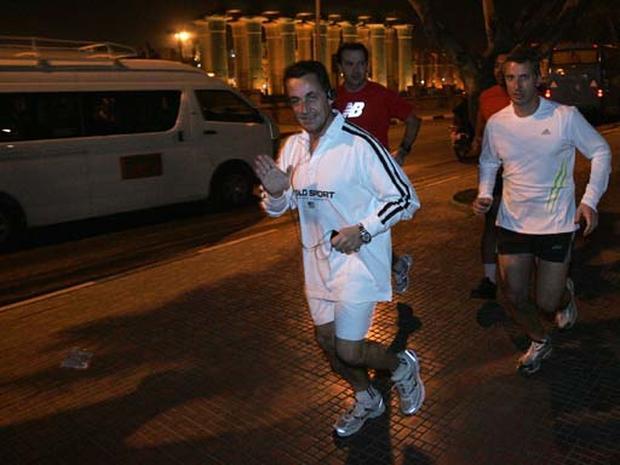 A Romp in Egypt