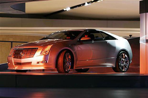 2008 Detroit Auto Show