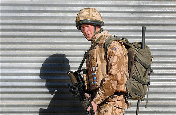 On Duty In Afghanistan