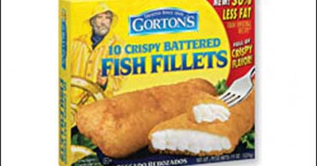 Recall after pills found in frozen fish cbs news for Best frozen fish