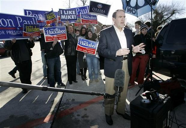 Campaigning For Key Primaries