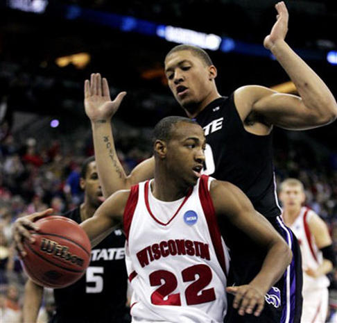 2008 NCAA Hoops 2nd Rd.