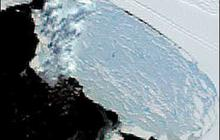 Antarctic Ice Shelf Collapses