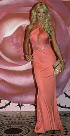 Monaco's 2008 Rose Ball