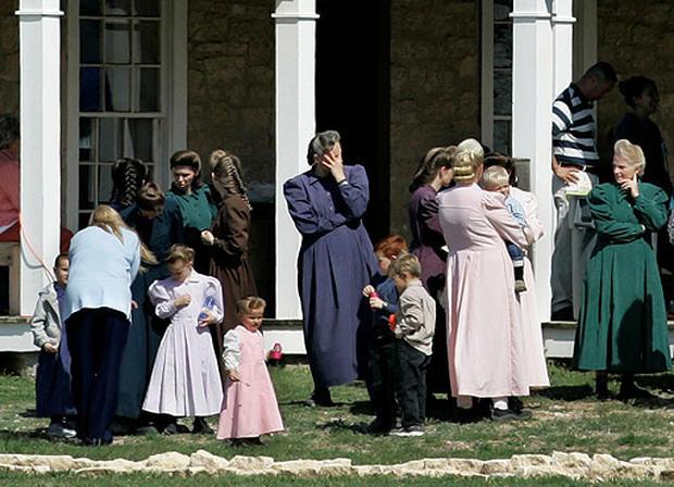 Polygamist Compound Raid