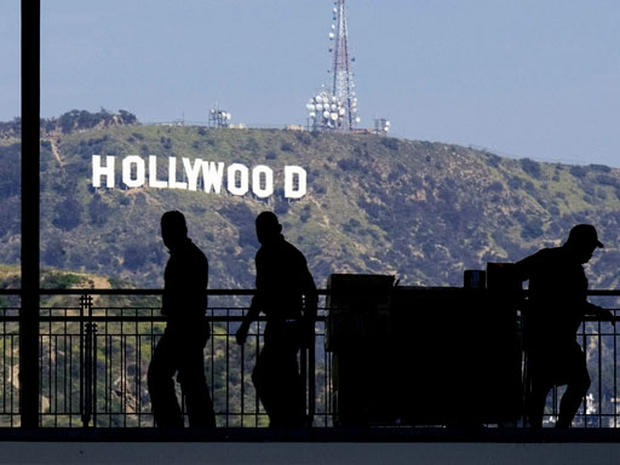 Sure Sign You're In  Hollywood