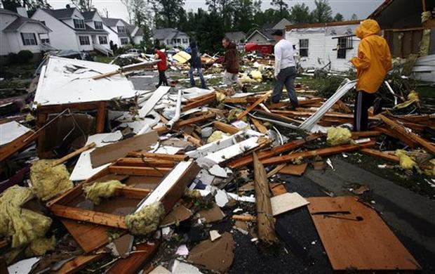 Virginia Tornadoes