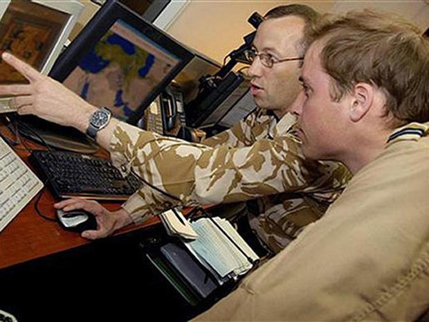 Heir In Afghanistan