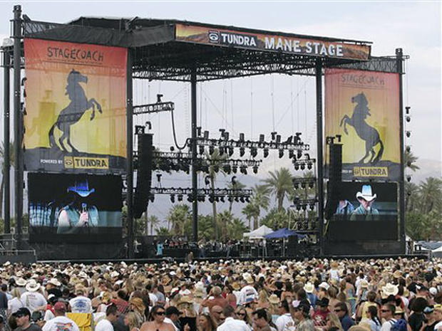 Stagecoach Festival 2008