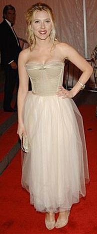 The Met Gala: Actresses