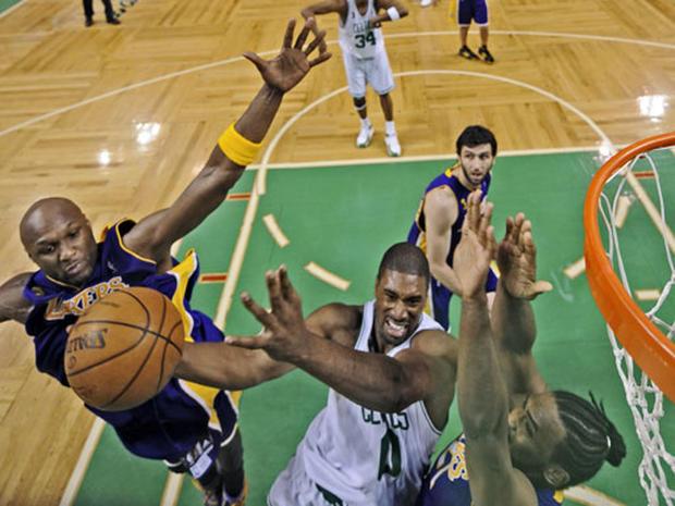 2008 NBA Finals: Game 2