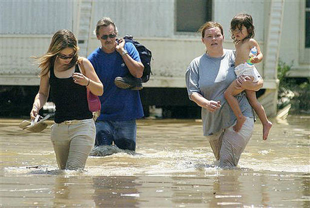 Deadly Midwest Floods