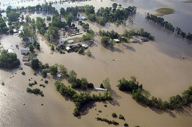 Rising Rivers, Rising Concern