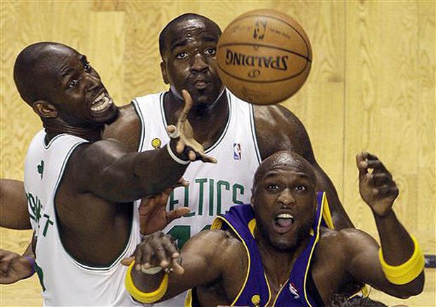 2008 NBA Finals: Game 6
