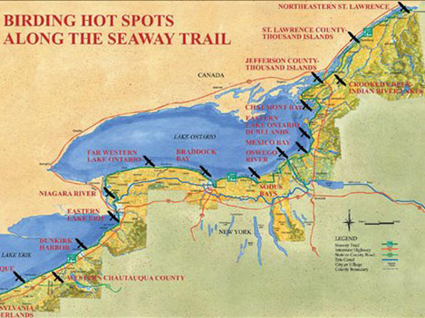 New York's Seaway Trail