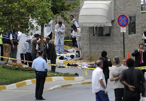 Istanbul Consulate Attack