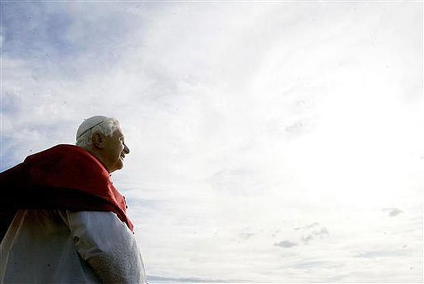 Pope Journeys Down Under