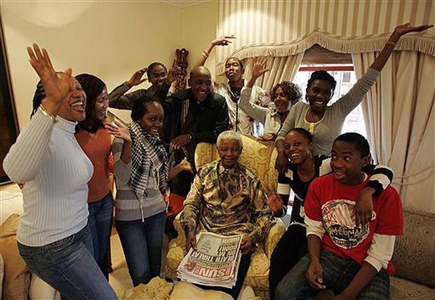 Mandela Turns 90