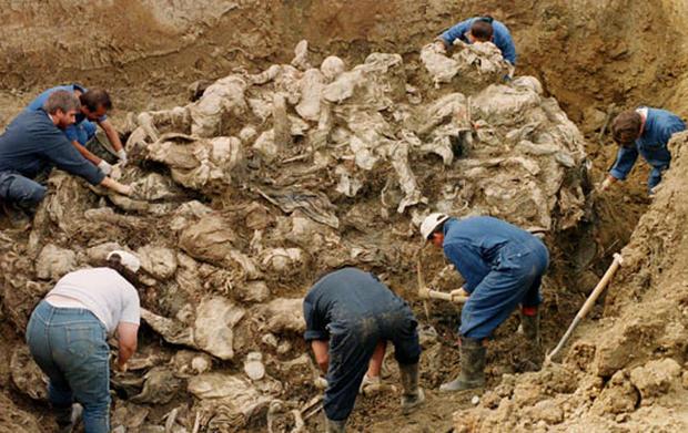 Karadzic: Guilty of war crimes