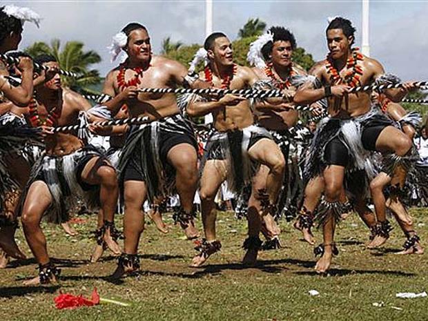 Tonga's New Monarch