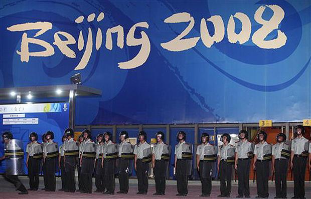 Beijing Dress Rehearsal