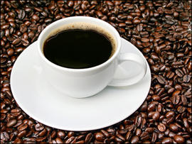How to brew a great cup of coffee at home -- and save money, too.  Ray Isle of Food & Wine will show us a few tricks.