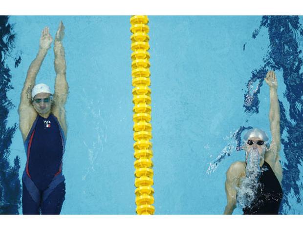 Olympics - Aug. 10