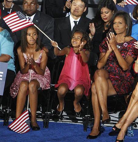 Obama Takes Center Stage