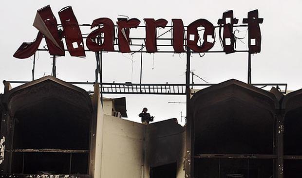 Islamabad Hotel Blast