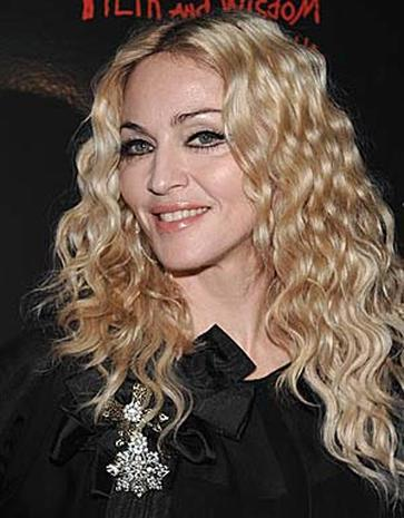 "Madonna Revels In ""Filth"""