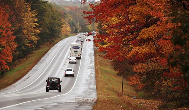 Fall Scenes 2008